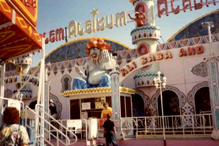 Aladin S Lamp Funhouse Ocean City Maryland